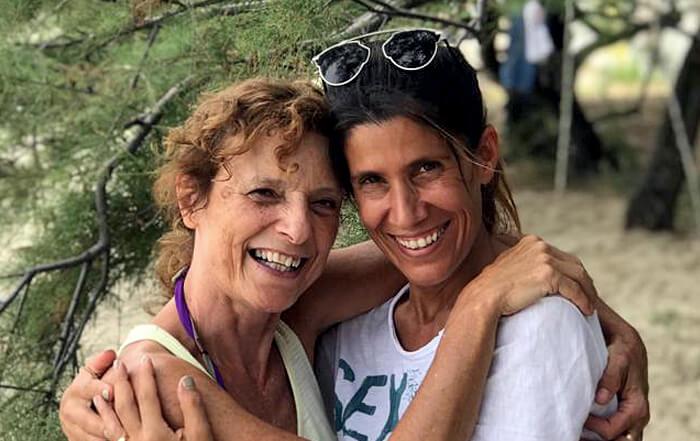 Fai come loro, sostieni a distanza DORELLA e BARBARA amiche da 25 anni
